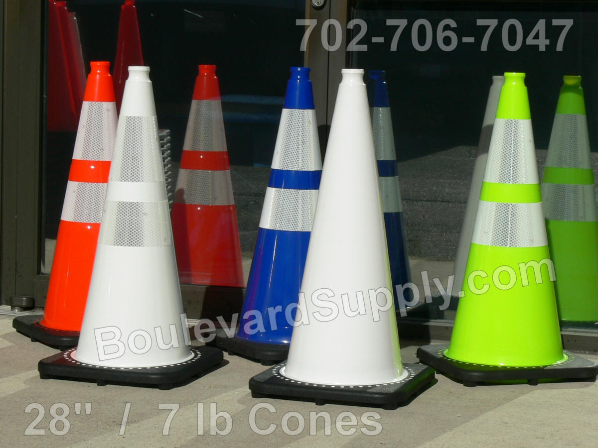Valet Cones Parking Lot Management