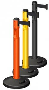 Valet Stanchions